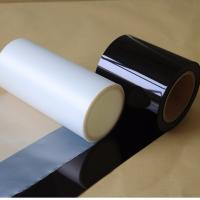Buy cheap PET Black Film For Car Glass / Building Window Protection With 99% UV Blocking from wholesalers