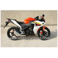 Buy cheap Red White Air-cooled Honda CBR150 Two Wheel Drag Racing Motorcycles For Men product