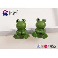 Buy cheap Kids Plastic Toothbrush Holder Suction Cute Frog And Duck Shape product