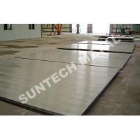 Buy cheap N10276 C276 Nickel Alloy Clad Plate 28sqm Max. Size for Reboile product