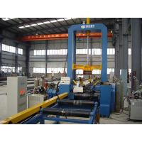 Buy cheap Full Automatic H-beam Production Line product