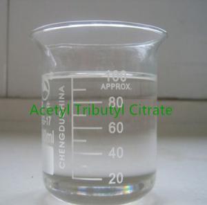 Buy cheap Plastifiant liquide clair non toxique tributylique de citrate d'acétyle de sécurité pour les produits médicaux product
