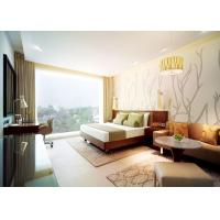 Buy cheap Comfortable Commercial Hotel Furniture With Marble Top Coffee Table product
