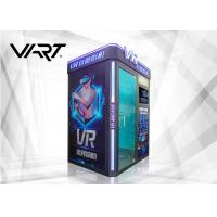 Buy cheap Metal Rectangle Shaped Virtual Reality VR Room With 5.1 Audio Suround Speaker product