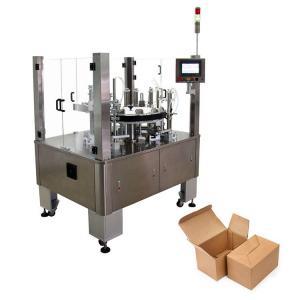 Buy cheap Semi Automatic Cartoning Machine product