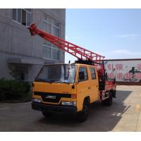 Buy cheap Hydraulic Chuck Truck Mounted Drilling Rig For Geological Exploration product