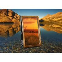 Buy cheap Ring - Pull Mirror Photo Booth , Magic Mirror Booth With Stainless Steel Lock product