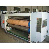 Buy cheap PLC Control 5 Colors Printing Slotting And Die Cutting Machine 2.5-12 Mm from wholesalers