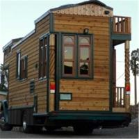 Buy cheap Movable prefabricated container with wheels product