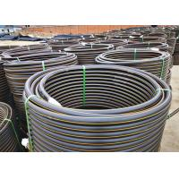 China pe gas pipe but no meter hdpe pipe for gas line hdpe natural gas pipe hdpe pipe size on sale