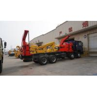 China Self loading container truck for loading 20ft container |Titan Vehicle on sale