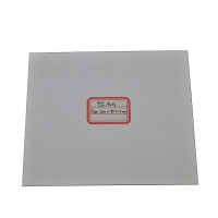 Buy cheap High Purity Insulating Thin 99% Alumina Ceramic Disc High Temperature Resistance from wholesalers
