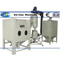 Buy cheap Compact Pressurized Abrasive Blaster , Industrial Sandblasting Machine Long Service Time product