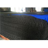 Buy cheap Thin Elastic CR Neoprene Rubber Sheets Lamination Heat Preservation product
