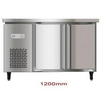 Buy cheap 200L Double Door Saving-energy Low Noise Stainless Steel Commercial Freezer, from wholesalers