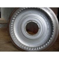 Buy cheap precise Trailer Semi-steel Radial Tyre Mould / Tire Mold product