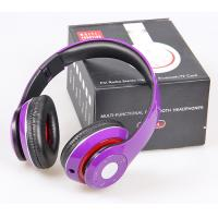 Buy cheap EB201 Super Bass HiFi Wireless Bluetooth Headset like Beats by dr dre Hands-free With Mic Support TF Card, FM Radio product