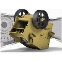 Buy cheap Hydraulic Adjustment Toggle Jaw Crusher 60-120 M³ / H For Sand Stone Crushing product