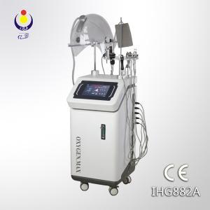 Buy cheap Máquina del facial del jet del oxígeno de la terapia de ozono de IHG882A product
