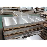 Buy cheap Cold Rolled Stainless Steel Plate ASTM a240  Grade 316 2mm  For Heat Exchanger from wholesalers