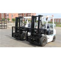 Buy cheap 2500kg LPG Forklift Truck With Nissan K25 EPA Engine1070mm Fork Length from wholesalers
