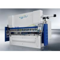 Buy cheap NC Hydraulic Press Brake Machine 40 Ton 2500mm For Stainless Steel / Mild Steel product