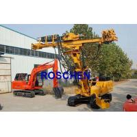 Buy cheap Water Well Drilling Rig Machine , Well Digging Equipment 400m Depth For Water Drilling product