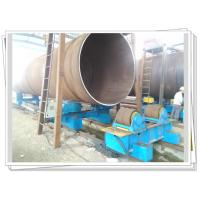 Buy cheap Fit Up Hydraulic Adjustable Welding Rollers Used In Pipe Growing Line product