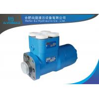 Buy cheap 630 / 800 / 1000 Cc Hydraulic Steering Unit For Track , Forklift , Loader product