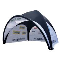 Buy cheap Customized Air Inflatable Advertising Tents 10x10ft/15x15ft, Eye Catching Appearance Promotion Canopy Tent product