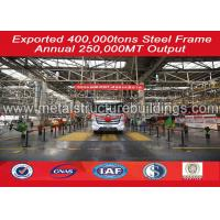 Buy cheap Prefab Shop Steel Building Packages Professional Design Stable Structure product