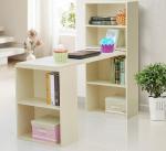 Buy cheap Bookshelf Modern Home Office Furniture Computer Desk L Shaped For Kids product