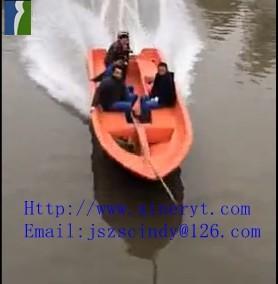 Buy cheap matériel d'alliage en plastique superbe de 6M nouveau de premier yacht à grande vitesse insubmersible de porcelaine product