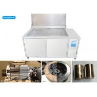 Buy cheap 2.4KW 175L Industrial Ultrasonic Cleaner 6KW Heater Available 28KHz / 40KHz from wholesalers
