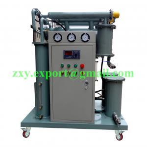 Buy cheap Tipo portátil purificador de la eficacia alta de aceite del transformador del vacío de la sola etapa product