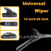 Buy cheap Universal auto wiper blade from wholesalers