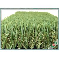 Buy cheap Soft / Comfortable Feeling Landscaping Artificial Grass 12800 Dtex Fireproof product