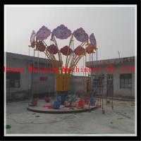 Buy cheap promotion product!!! Amusement park rides in stock 10 Seats flying chair for sale product