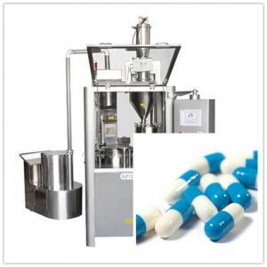 Buy cheap Máquina de rellenar 00 de envasado farmacéutico NJP-1200 de la cápsula auto de la maquinaria 1 2 product