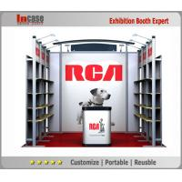 Exhibition Booth Frame : Recyclable modular exhibits aluminum frame exhibition