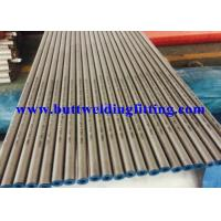 Buy cheap ASME B16.25 Stainless Steel Seamless Pipe Cold Drawn Technique , Outer Diameter 30 - 426 Mm product