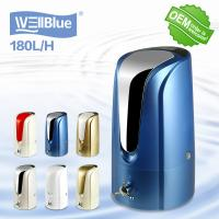 China UF Membrane Alkaline Water Ionizer Purifier Pot With 4 Stages Water Filtration on sale
