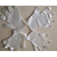 Buy cheap Self Serve ABS Tabletop Glove Wearing Machine product