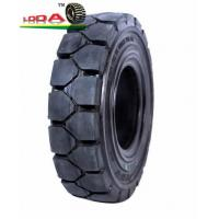 China solid forklift tire 5.00-8 6.00-9 7.00-12 8.15-15 on sale