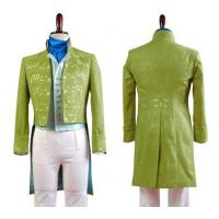 Buy cheap Prince costumes Wholesale Cinderella 2015 Film Prince Charming Attire Outfit Cosplay Costume from Cinderella 2015 Film product