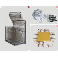 Buy cheap Pneumatic Mesh Automatic Screen Printing Press , Silk Screen Printing Equipment One Year Warranty product
