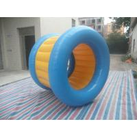 Buy cheap 0.9mm PVC Tarpaulin Inflatable Airtight Roller Tube For Water Games product