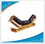 Buy cheap Trough idler roller frame of belt conveyor product
