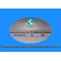 Buy cheap BodyBuilding Raw Material Steroids 99.8% Purity White Powder Methenolone Acetate CAS 434-05-9 from wholesalers