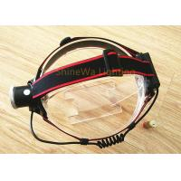 Buy cheap Mode Customized High Lumen Led Headlamp IP64 Waterproof For Rain 1 M Drop Resistance product
